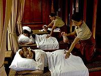 サンプル治療院 施術について マッサージ